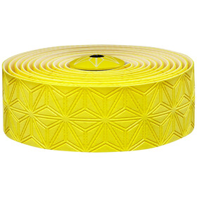 Supacaz Super Sticky Kush Starfade Handlebar Tape, yellow